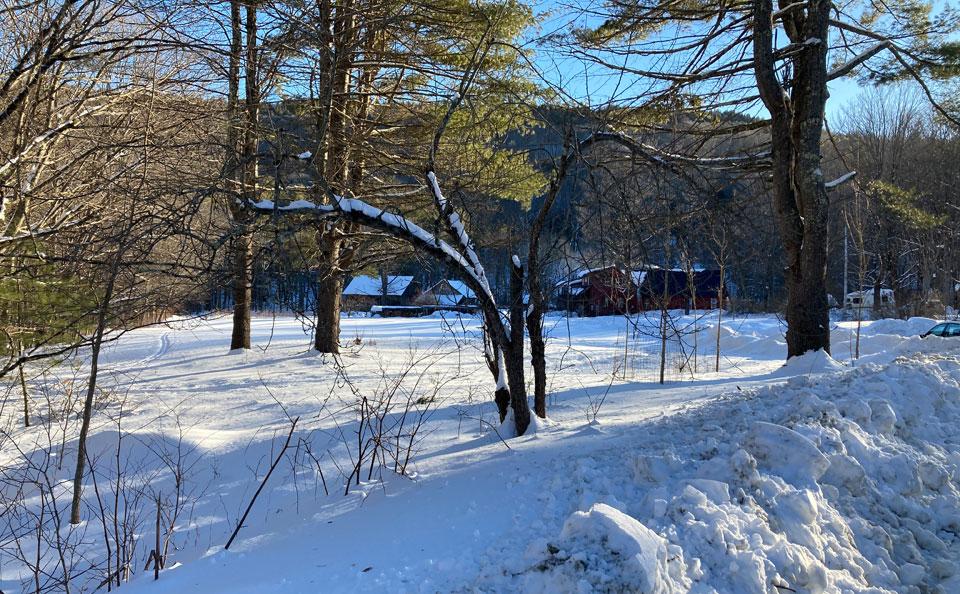 Welcome to Trollhaugen Farm in Newfane, Vermont